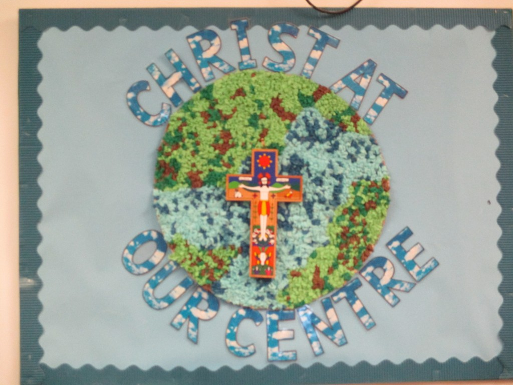 Christ at our Centre