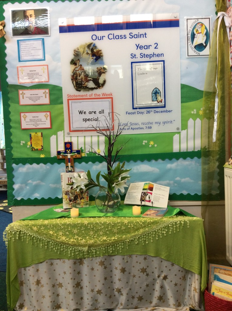 Y2 Class Worship