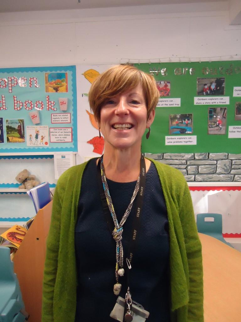 Mrs Alison Reddiex