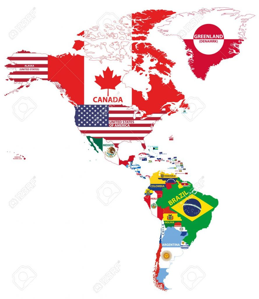95193812-vector-illustration-of-north-and-south-america-map-with ...