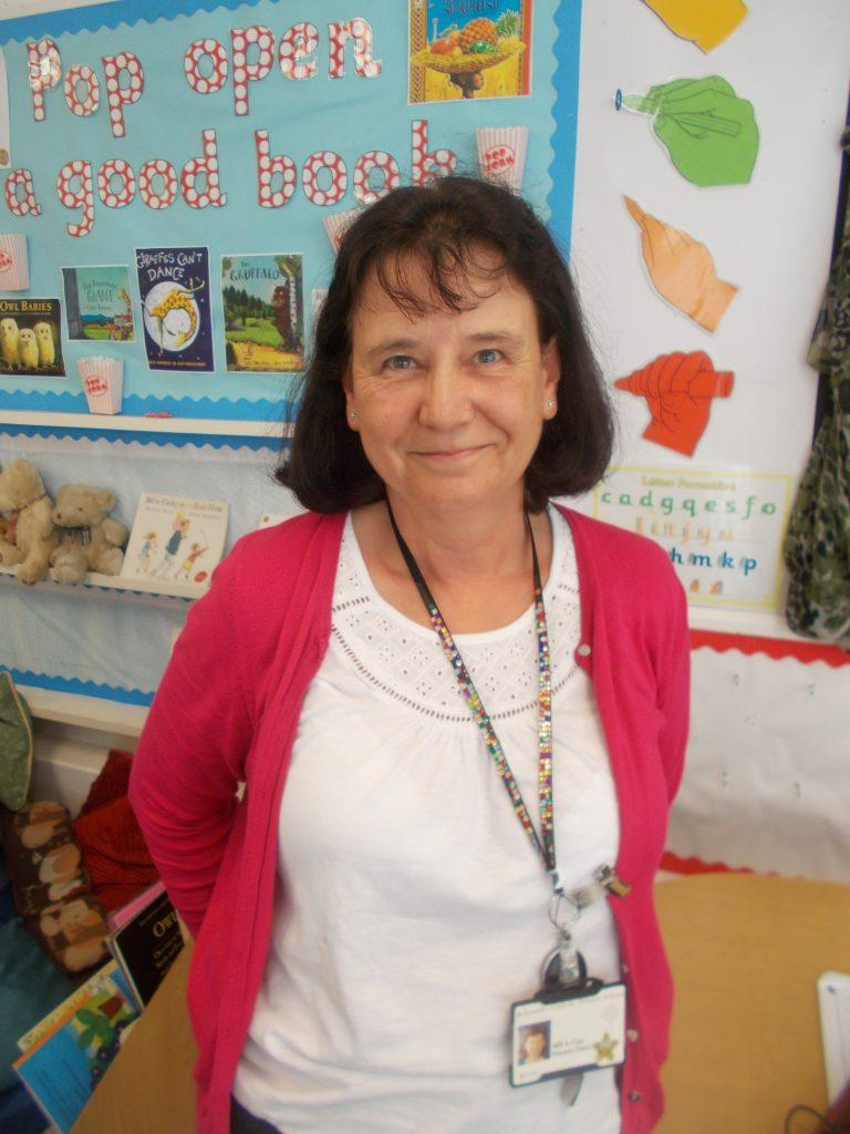 Mrs Gray